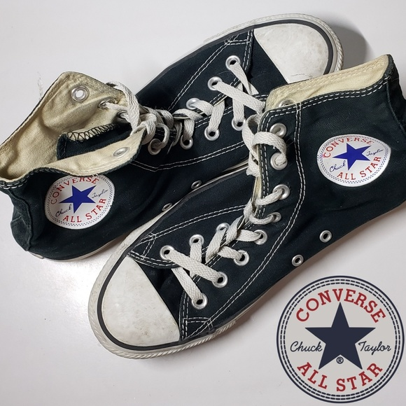 Converse Other - CONVERSE ALL STARS High Top Chuck Taylor Sneakers